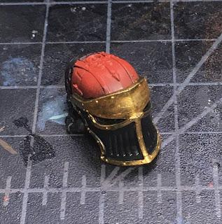 Legion Ignatum Warbringer Battle Titan for Adeptus Titanicus - WIP