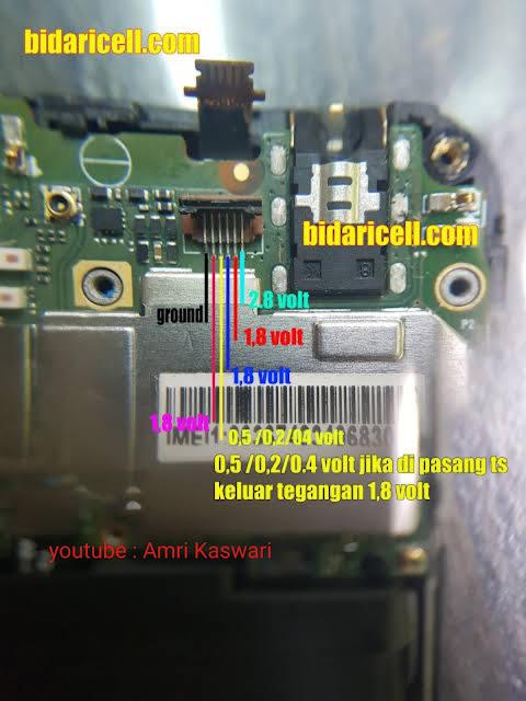 XIOMI REDMI 4X TOUCHSCREEN SOLUTION - REDMI 4A touchscreen tidak berfungsi