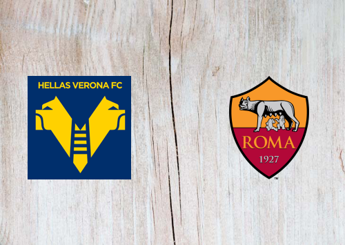 Hellas Verona vs Roma -Highlights 19 September 2020