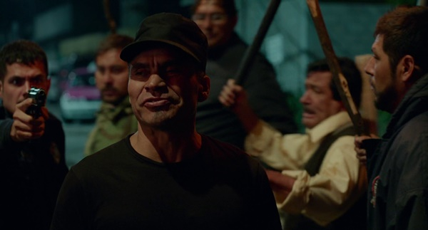 Placa de Acero (2019) HD 1080p y 720p Latino