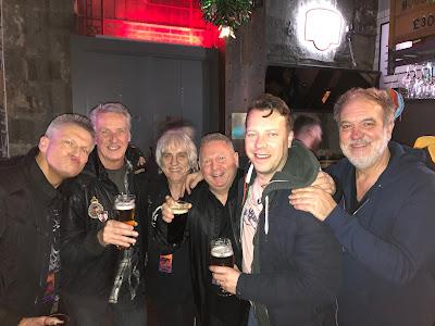 Steve Strange and FM - December 2019