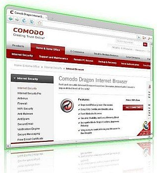 Download Comodo Dragon 48.12.18.243 Portable