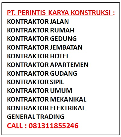 Kontraktor Terbesar Di Indonesia