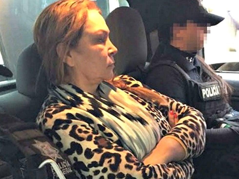 """""""La Patrona"""", socia de """"El Chapo"""", se declara culpable en Chicago, por narcotráfico y """"lavado"""" de dinero"""