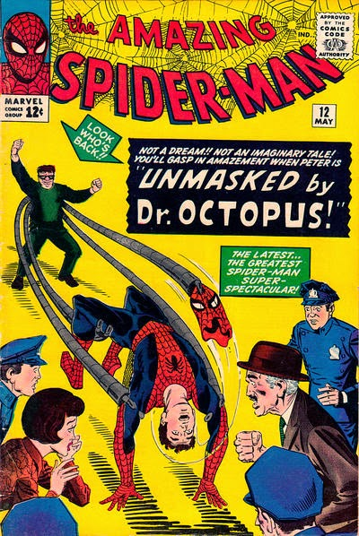 Amazing Spider-Man #12, Dr Octopus