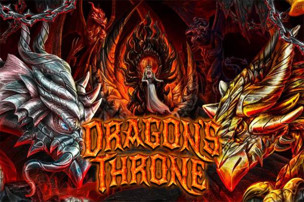 Main Gratis Slot Demo Dragon's Throne Habanero