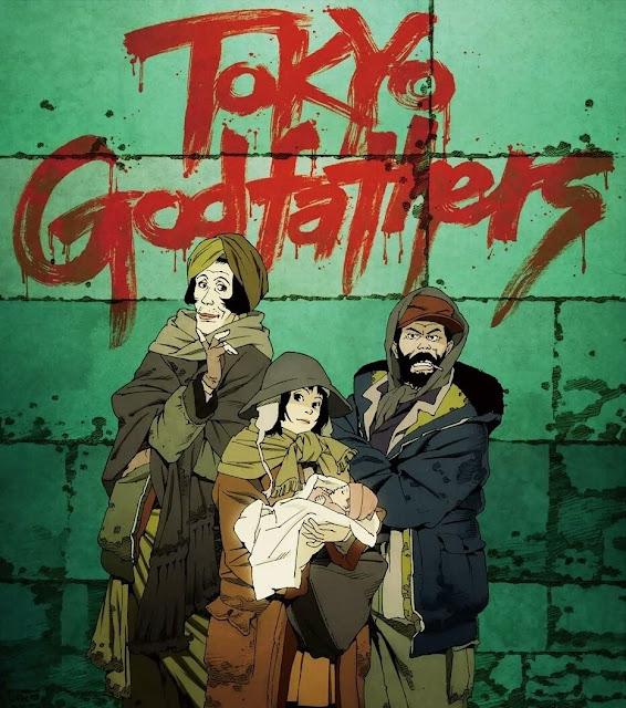 Tokyo Godfathers, un cuento de navidad moderno