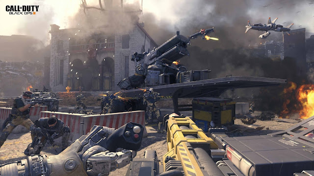 Call of Duty Black Ops 3 Highly Compressed Download