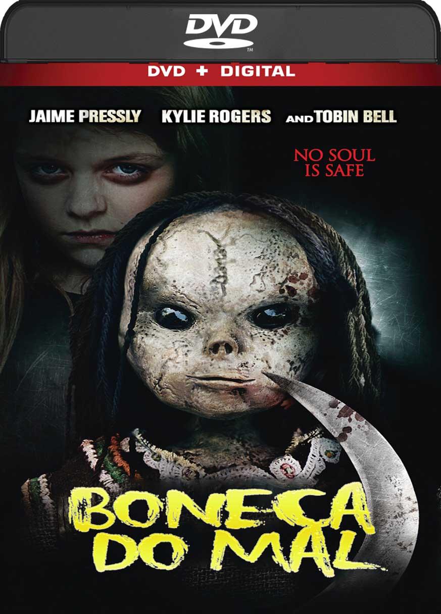 A Boneca do Mal (2016) DVD-R Autorado