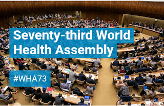 Two Days Virtual 73rd World Health Assembly Commences Today, Members To Proffer Solutions To Covid-19