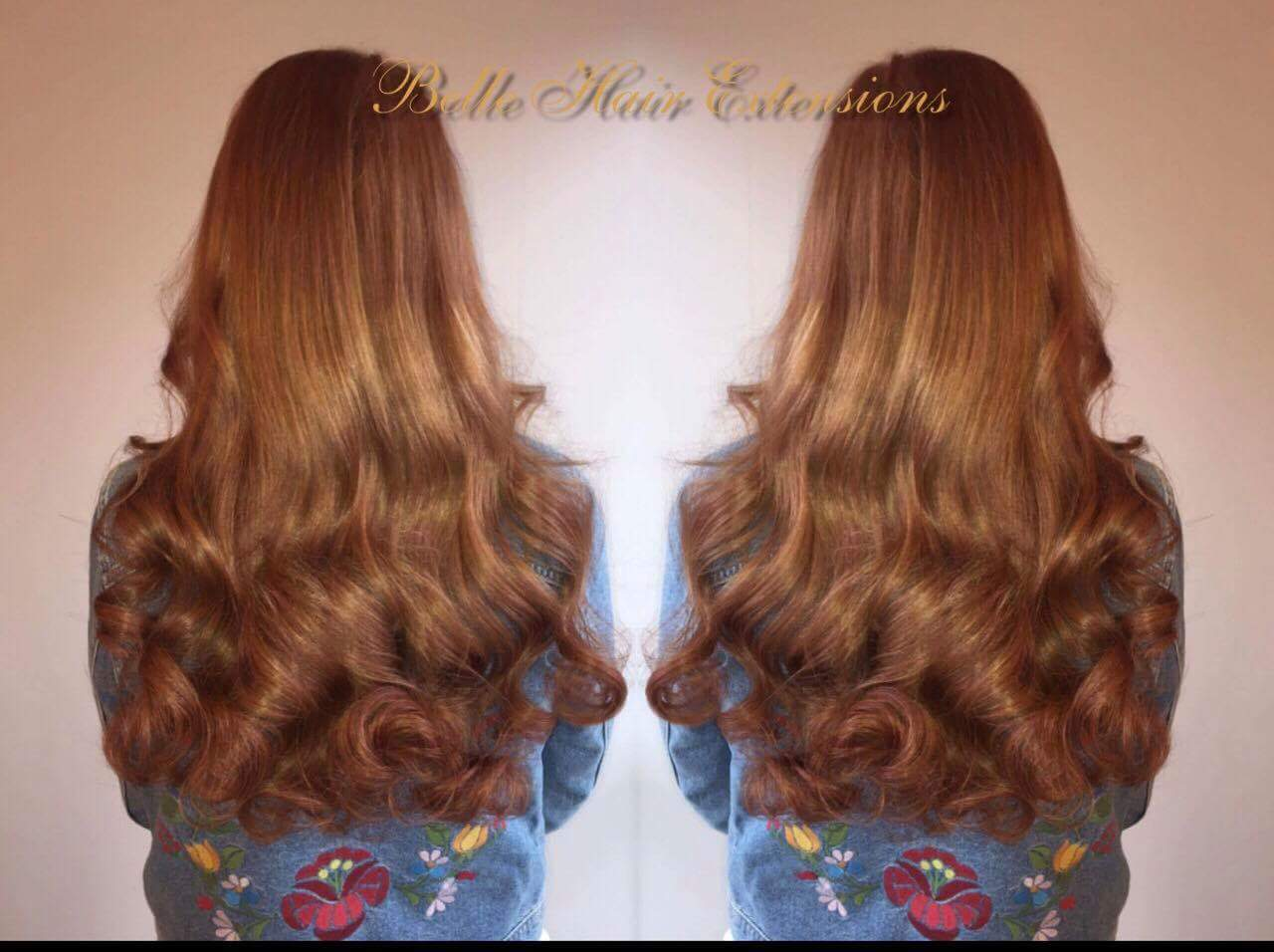 Belle Hair Extensions Pearls Poison