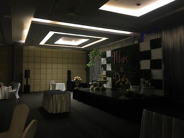 Marina Seaview Restaurant Function Room