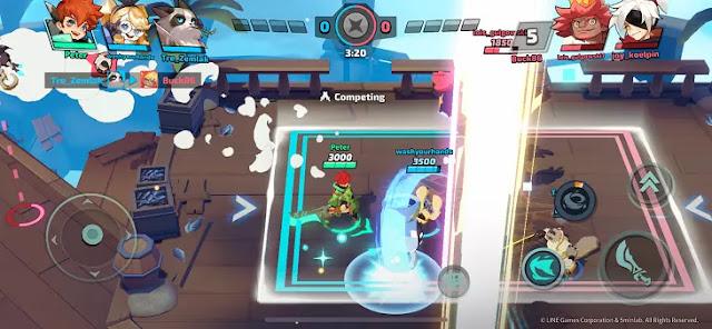 Smash Legends android dan iOS