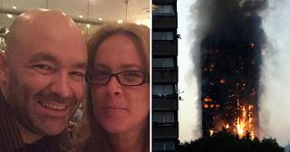 Πατέρας «ήρωας» κατέβηκε 21 φλεγόμενους ορόφους με τις κόρες και την έγκυο γυναίκα του