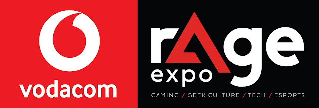 @Vodacom Makes a Big Play and Backs SA #Gaming and #eSports Scene @rAgeExpo #rAgeExpo2019