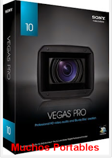 Portable Sony Vegas Pro