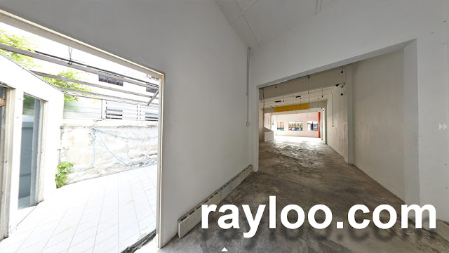 Penang Bishop Street 2 Storey Concrete Floor Shophouse By Raymond Loo