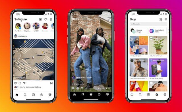 Shops και Reels αναβαθμίζουν την αρχική οθόνη του Instagram!