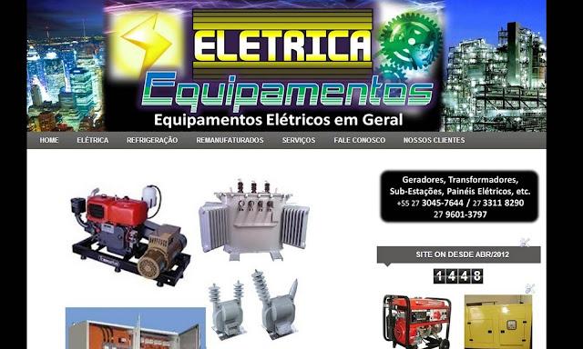 Elétrica Equipamentos