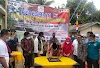 Bupati Rohil Resmikan Rumah Untuk Imam dan Najir Mesjid Serta Lampu Tenaga Surya