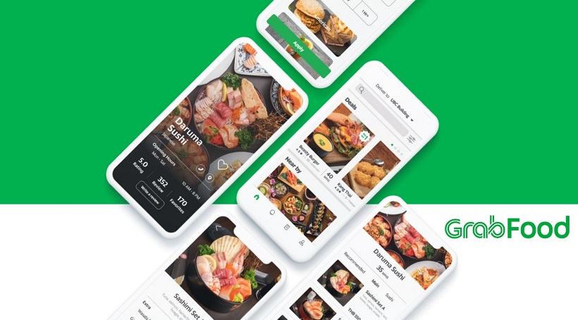 How Does GrabFood Enhances Eaters' Experiences?