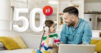 Zyskaj 50 zł za Konto 360° Junior w Banku Millennium