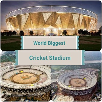 World Biggest Cricket Stadium
