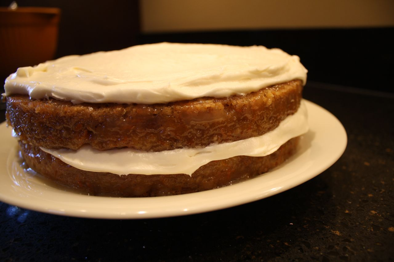 Southern Living Carrot Cake With Buttermilk Glaze