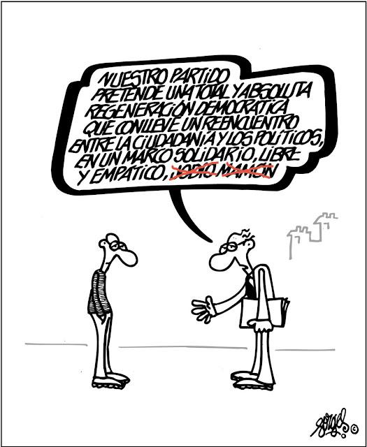 Humor & Domingo. Sin palabras, por descanso del personal