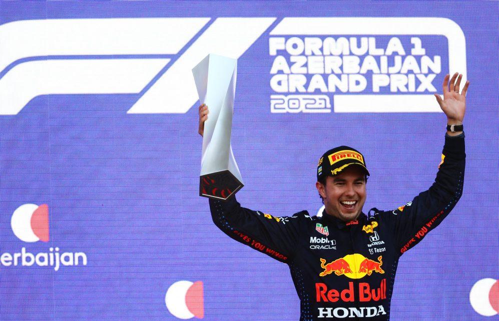 Perez conseguiu correr no ritmo de Verstappen em Baku, antes de tentar a vitória quando seu companheiro de equipe caiu