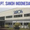 Lowongan PT. Sanoh Indonesia Posisi Operator Produksi ( Loker Via Pos ) 2020