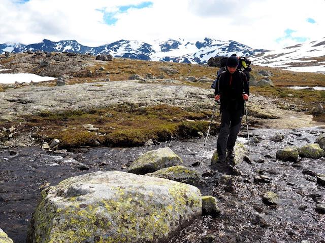 Rauddalen, Norsko, údolí smrti, příroda, Jotunheimen