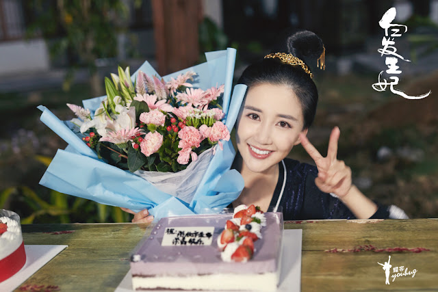 Princess Silver Maggie Chen Xinyu