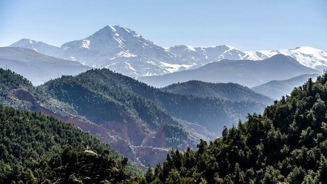 جبال الأطلس