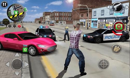 Grand Gangsters 3D v1.1 Mod Apk (Unlimited Money)1