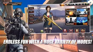 تحميل لعبه CrossFire Legends مهكره