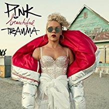 Pink Beautiful Trauma piano sheet music