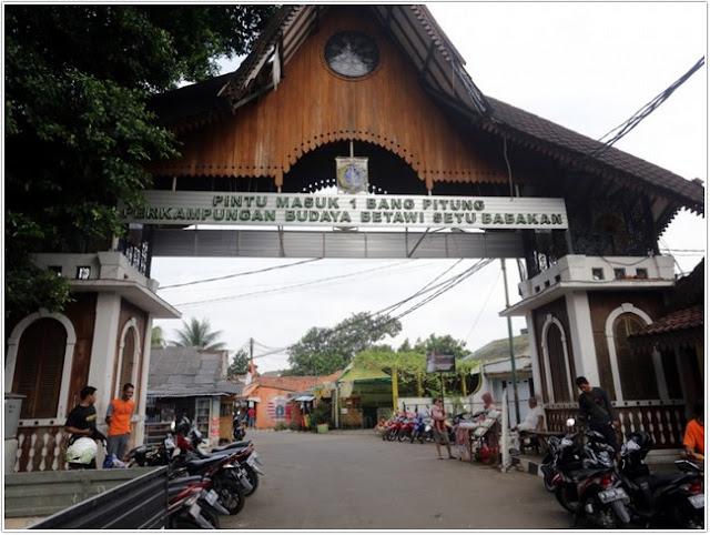 PBB Setu Babakan;Destinasi Wisata Jakarta