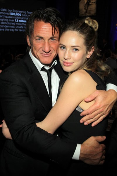 Sean Penn daughter offered to shoot for the cover of Playboy