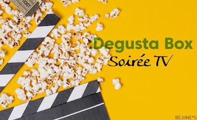 Degusta Box de Février 2020 : Soirée TV