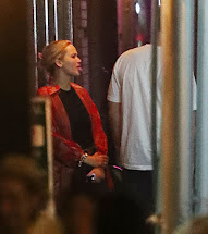 Jennifer Lawrence And Cooke Maroney Club Hopping