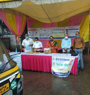 """""""डेंगू से जंग जनता के संग"""" अभियान का शुभारंभ"""