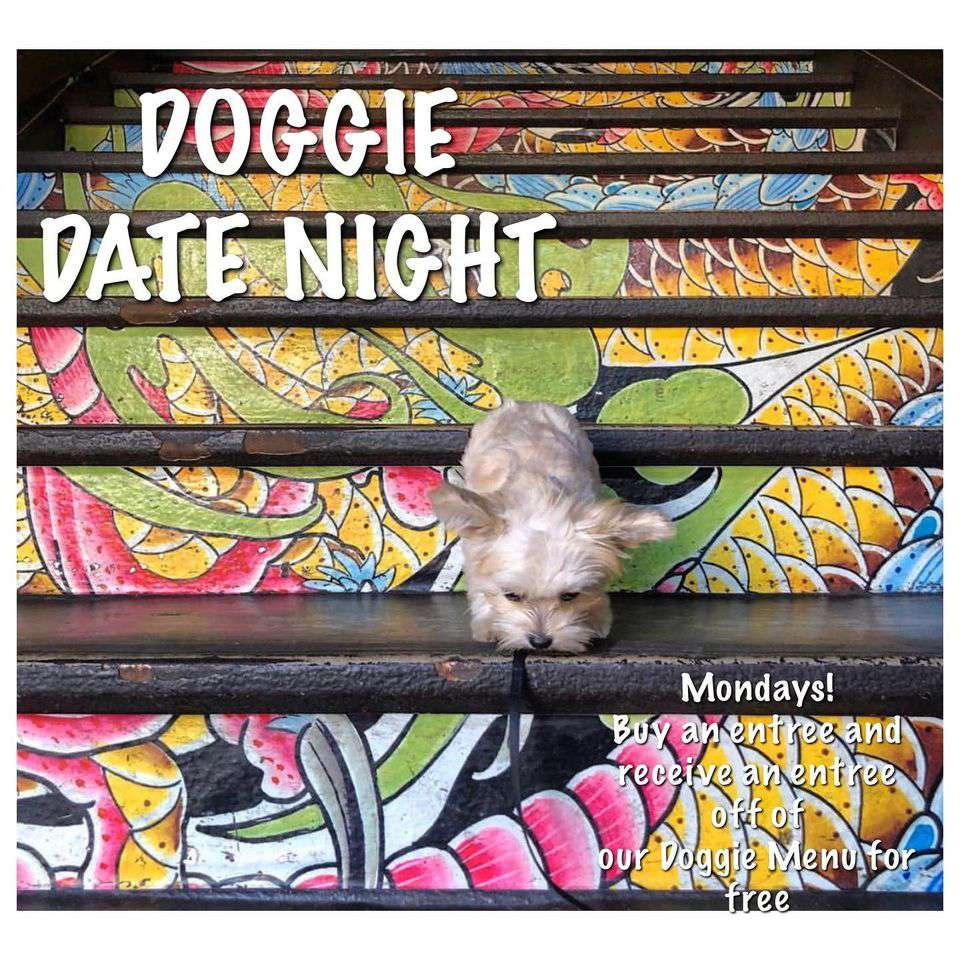 Doggy Date Night Wishes Unique Image