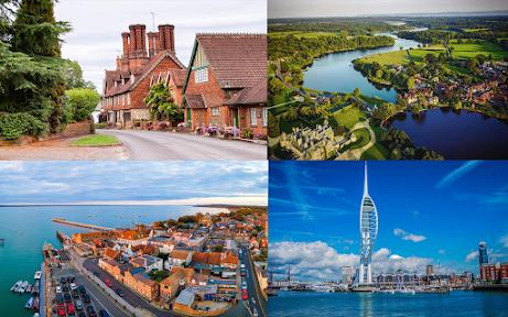 Beauty of South East England