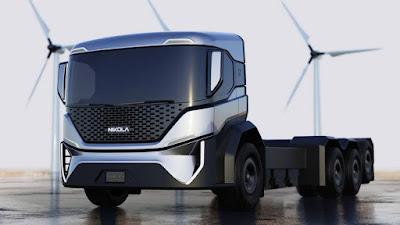 Nikola Motors acaba de fechar um grande negócio de caminhão de lixo elétrico