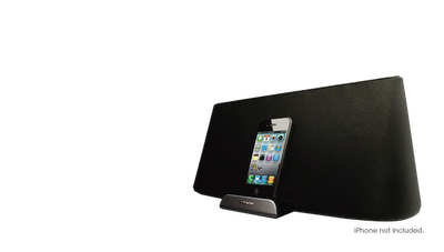 Sony unveils RDPX500IP iPad Speaker Dock