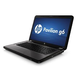 HP Pavilion G6-1D60US Driver