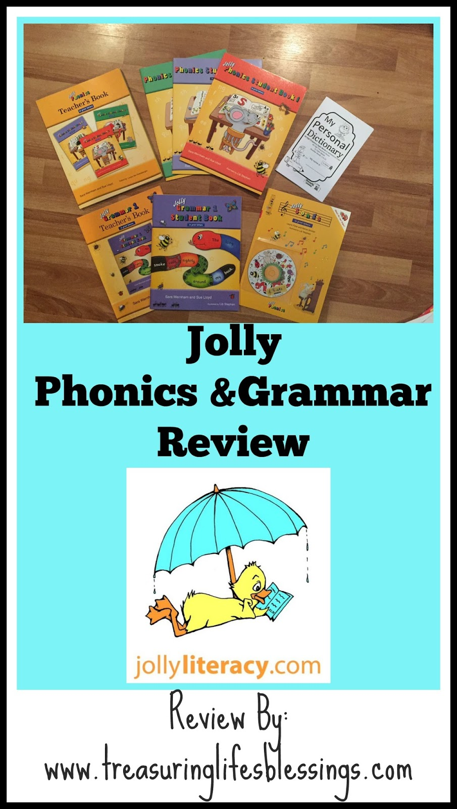 Workbooks jolly phonics workbook 1 free download : Jolly Phonics- Review - Treasuring Life's Blessings