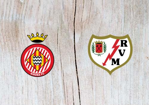 Girona vs Rayo Vallecano - Highlights 27 October 2018