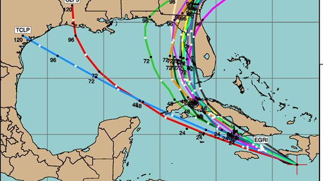Convertido en tormenta tropical Elsa disminuye su velocidad de traslación